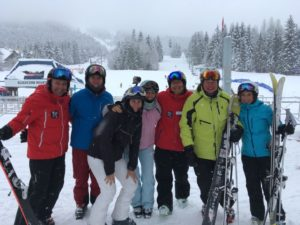 Whistler Blackcomb Steeps Clinic